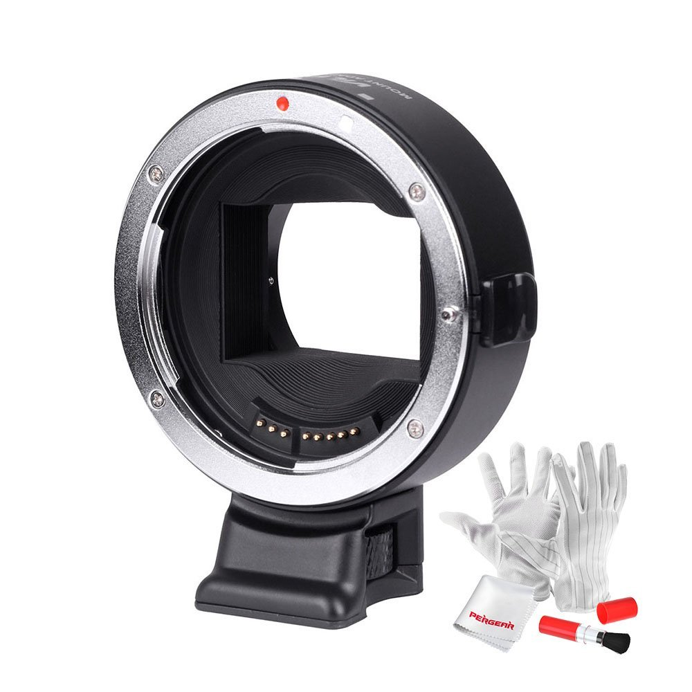 Viltrox EF-NEX IV Canon EF Lens to Sony NEX E Mount: Amazon