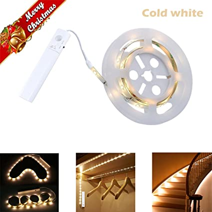 Ordinaire Vilapur Closet Lights Under Cabinet Lights Motion Activated LED Strip  Lighting   Battery Powered   Bright