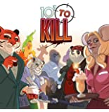Steve Jackson Games Current Edition 10 Minutes to Kill Board Game