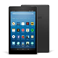 "Fire HD 8 Tablet, 8"" HD Display, 32 GB, Black"