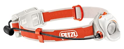 Petzl Myo Lampe Frontale Mixte Adulte Blanc Amazon Fr Sports Et