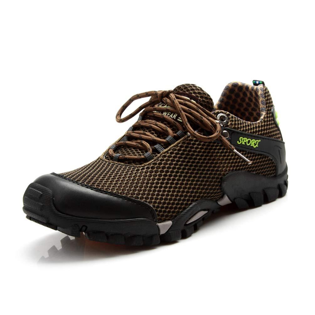 Qianliuk Paar Outdoor Klettern Schuhe Herrens Anti-rutsch Atmungsaktiv Offroad Wandern Turnschuhe Herbst Licht Herrens Damen Trekking Schuhe