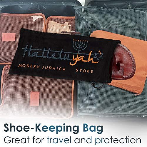 Halleluyah Unisex Genuine Leather Bibical Sandals (Jesus Sandals) - Made In Isarel