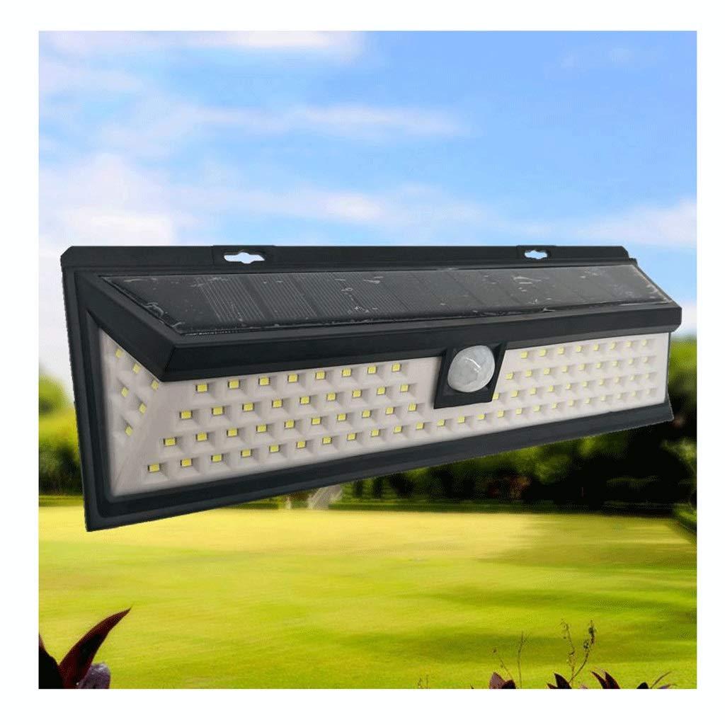 NIUZIMU Faretti da muro Lampione a parete corpo illuminante a LED impermeabile e a risparmio energetico a tre funzioni Luci da parete a LED impermeabili, Garage, Giardino, Illuminazione per impianti -