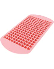 D DOLITY 160 Grids Silicone Mold –Ice Cube Tray,Food Grade Baking Mold Suit for Kitchen Bake Crafts –Tools for Making Cake Decor/Dessert/Soap/Candle