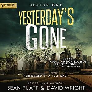 Yesterday's Gone: Season One Audiobook