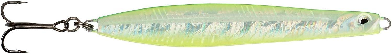 Angelk/öder f/ür Mefo /& Hornhecht /& Dorsch Blinker f/ür Meerforellen,K/üstenblinker Meerforellenk/öder Spinnfischen an der Ostsee Savage Gear Seeker ISP Meerforellenblinker