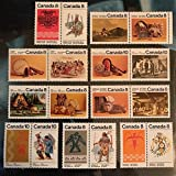 CANADA Collectible Postage Stamps %2D 19