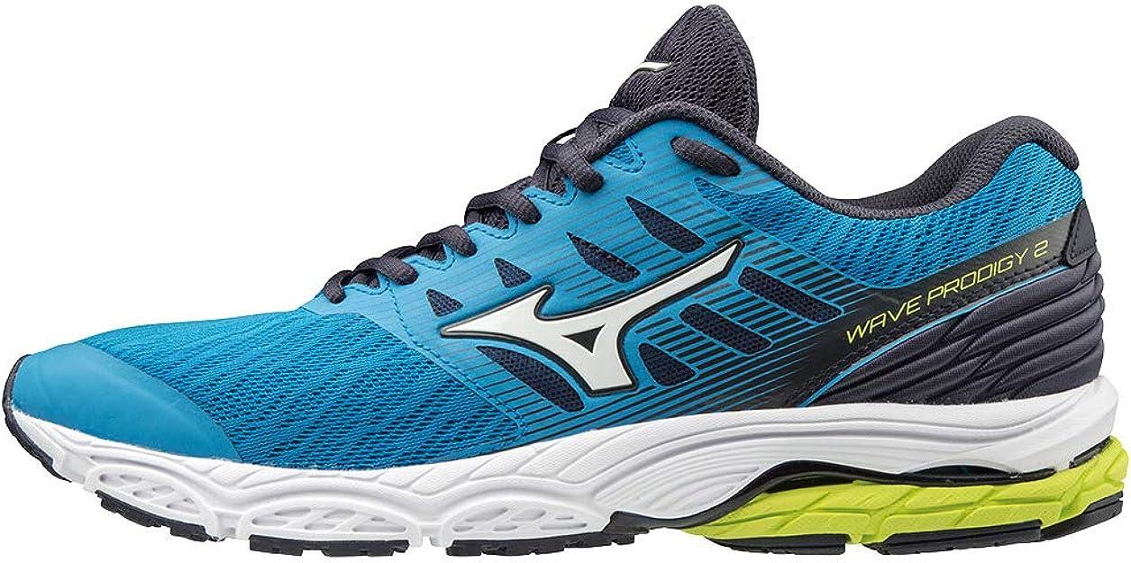 Mizuno Wave Prodigy 2 Zapatillas para Correr - SS19: Amazon.es: Zapatos y complementos