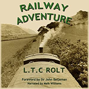 Railway Adventure Audiobook