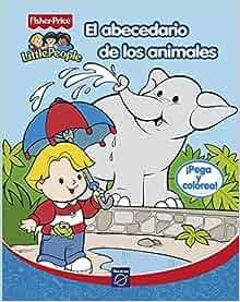 El abecedario de los animales: Mattel: 9788448821326: Amazon.com