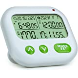 Countdown Clock up to 1999 Days with Alarm, timer count until Retirement, Wedding, Baby Birth, Event, Vacation, Project, Christmas by Cirbic