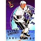 Jari Kurri Hockey Card 1992-93 Ultra Import #11 Jari Kurri