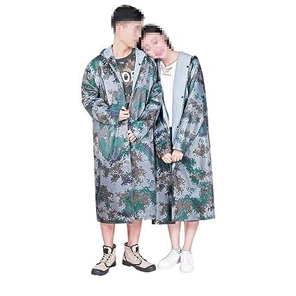 Amazon.com: Carl Artbay Larga Raincoat, Adulto Una Pieza ...