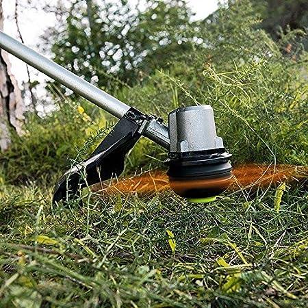 Desbrozadora eléctrico Ego Power Batería Litio inalámbrico 56 V ...