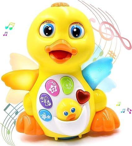 Amazon.com: Juguetes musicales para niños de 1 año ...