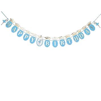 Amazon.com: Pancarta de feliz cumpleaños niñas de ballet ...