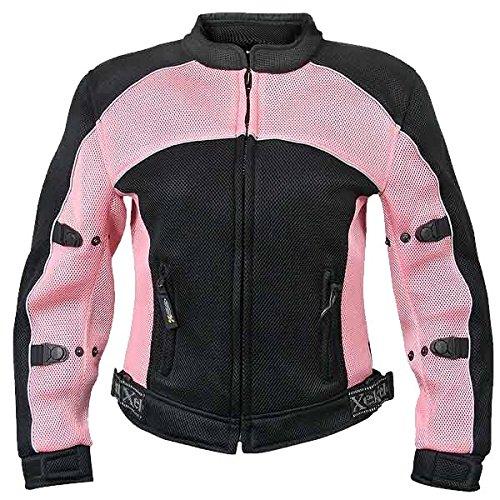 Female Motorcycle Jackets - 9
