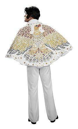 a0b31bf44758 Amazon.com  Elvis Cape with Eagle Design Costume