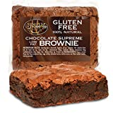 Simply Scrumptous Gluten Free Low Fat Chocolate Supreme Brownie Review