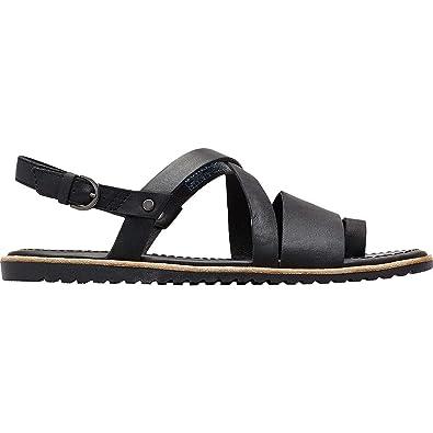 f03945ac4015 SOREL - Women s Ella Criss-Cross- Crux Sandals