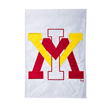 Amazoncom VMI Virginia Military Keydets White Applique Garden