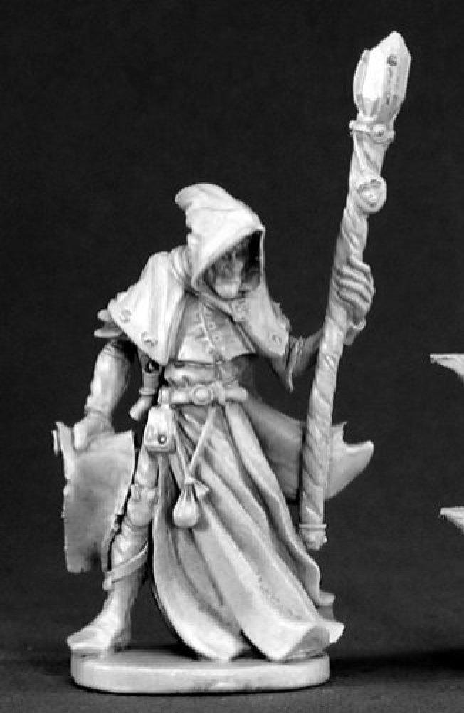 Reaper Satheras Elf Warlock RPR 03381