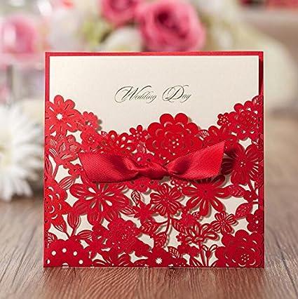 vstoy invitaciones de boda tarjetas rosa compromiso invitaciones