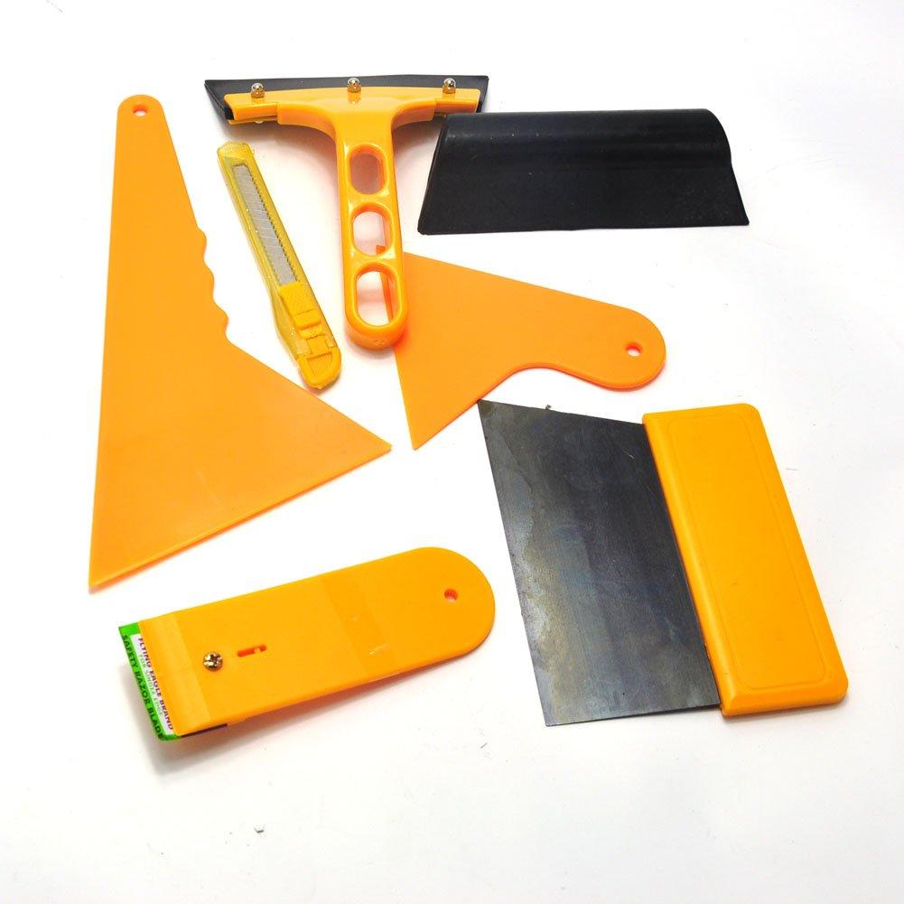 LOOYUAN Installation Tool Kit for Automobile Auto Car Film Wrap Trim Vehicle Window