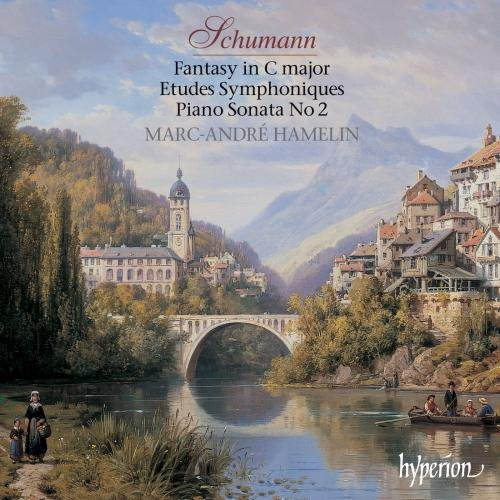 Schumann: Fantasy / Etudes Symphoniques / Piano Sonata No 2 by HYPERION (Image #2)