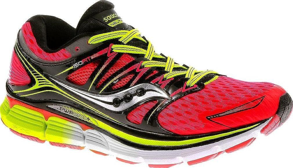 sports shoes 114b7 42858 Saucony Damen Triumph Iso-Serie-w Iso-Serie-w Triumph Silber Standard a0dd28