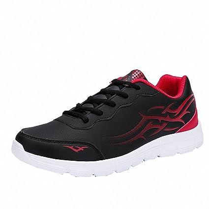 Ben Sports negro zapatillas de deporte Running hombre: Amazon.es ...