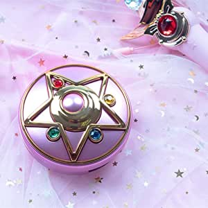 Common Yeaphy Anime Captor Sailor Moon Crystal Star 8000mAh Power Bank Charger with Mirror and Light Support Wireless Charge