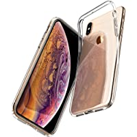 Deals on Spigen Liquid Crystal Designed for Apple iPhone Xs Case