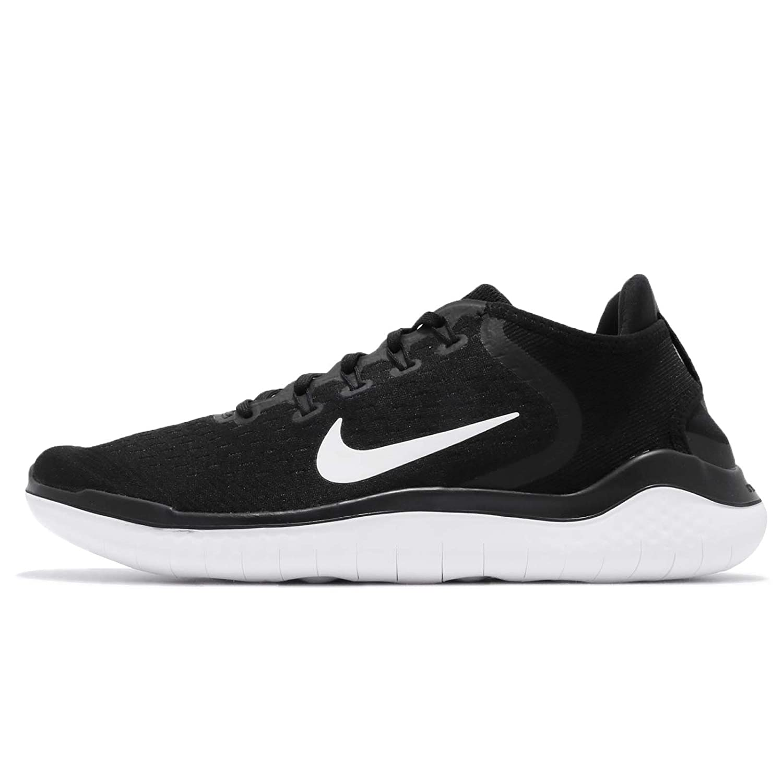 (ナイキ) フリー RN 2018 メンズ ランニング シューズ Nike Free RN 2018 942836-001 [並行輸入品] B07CM8NJ48 31.0 cm ブラック/ホワイト
