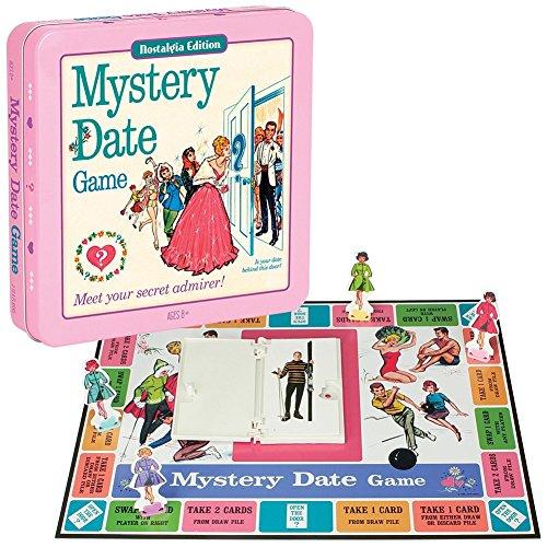 original mystery date board game - 1