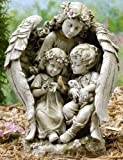 Guardian Angel Garden Statues [47625]