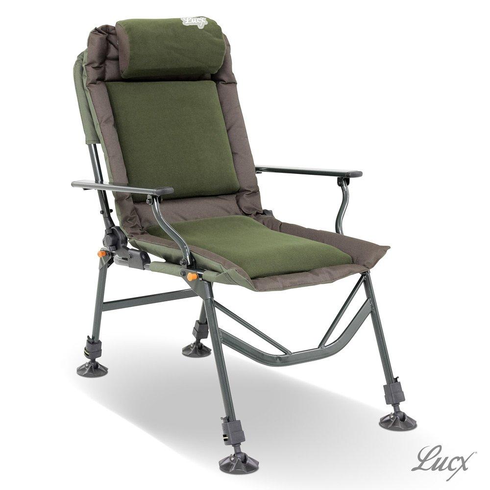 Lucx Angelstuhl Like a Boss/Karpfenstuhl / Carp Chair/Stuhl mit Armlehnen