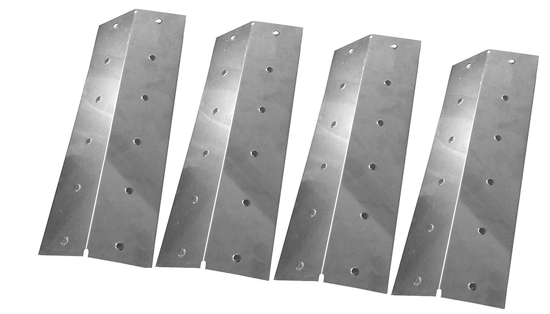 Coleman 5100, 5110, 5300, 5310, 9990-132, 9990-132D, 9990-142, 9990-1420, 9990-646, 9991-132, 9991-142, 9991-142, 9991-64 (4-PK) Stainless Heat Shield