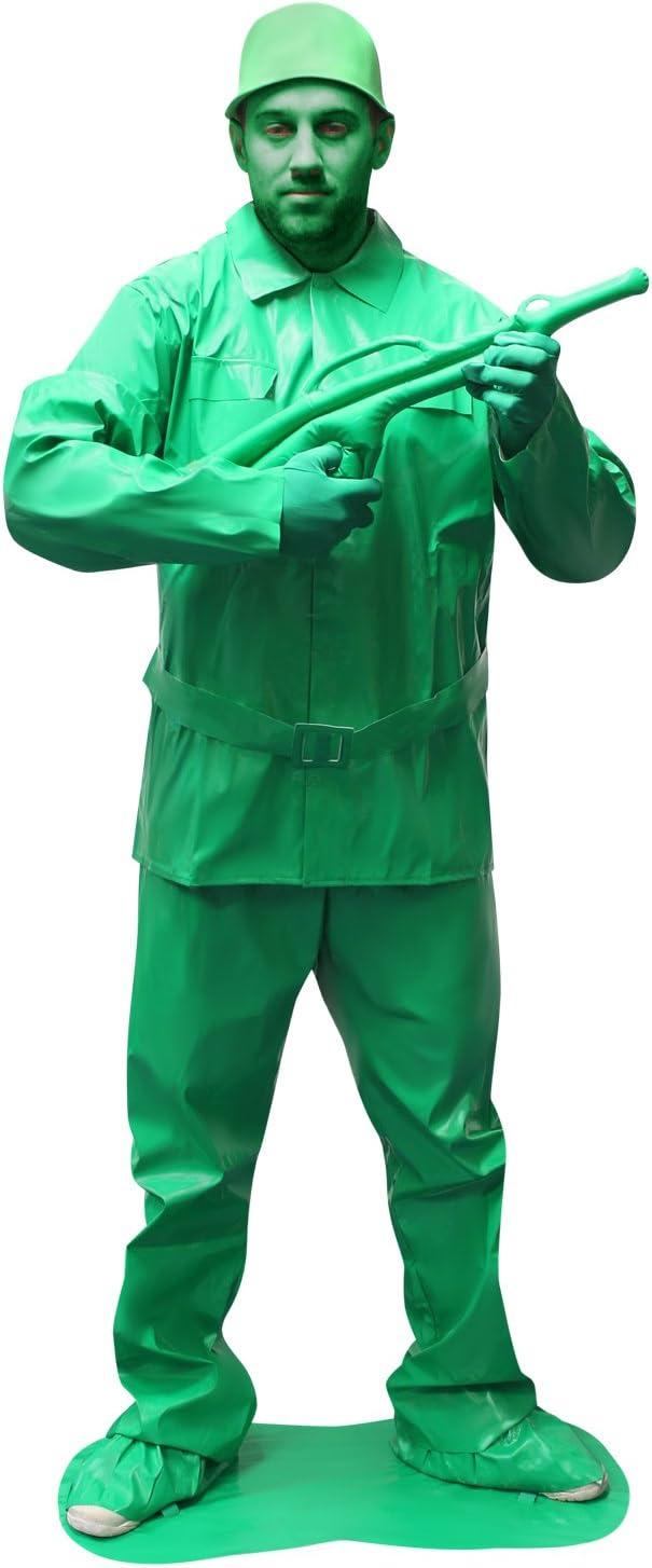 Morphsuits - Disfraz de soldado adultos, talla L (MCCUOSOLL)