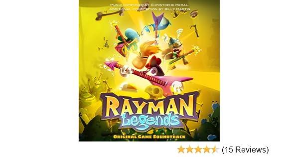 download rayman legends soundtrack