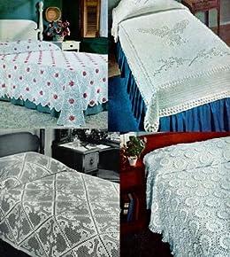 Couvre-lits de Vintage classique pour Crochet (French Edition) by [Unknown]
