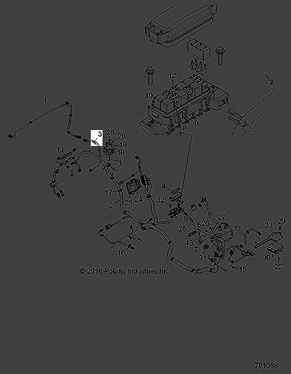 Amazon com: Polaris 2016-2018 Rzr Xp4 Turbo Rzr Xp Turbo Md