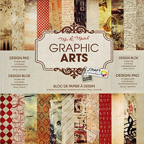 Bastelpapier Vintage 4260307422929 ean scrapbooking papier vintage motivblock 20