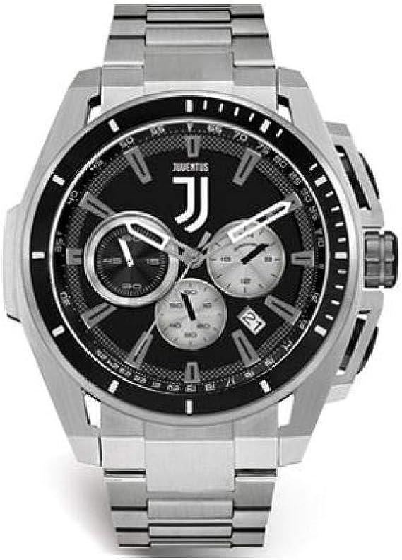 juventus orologio cronografo da polso zebra - lowell prodotto originale jo455ug1
