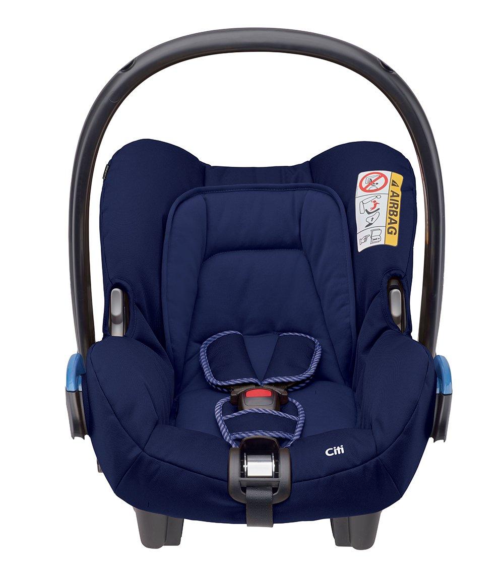 Maxi-Cosi Citi, Silla de coche grupo 0, azul (River Blue)