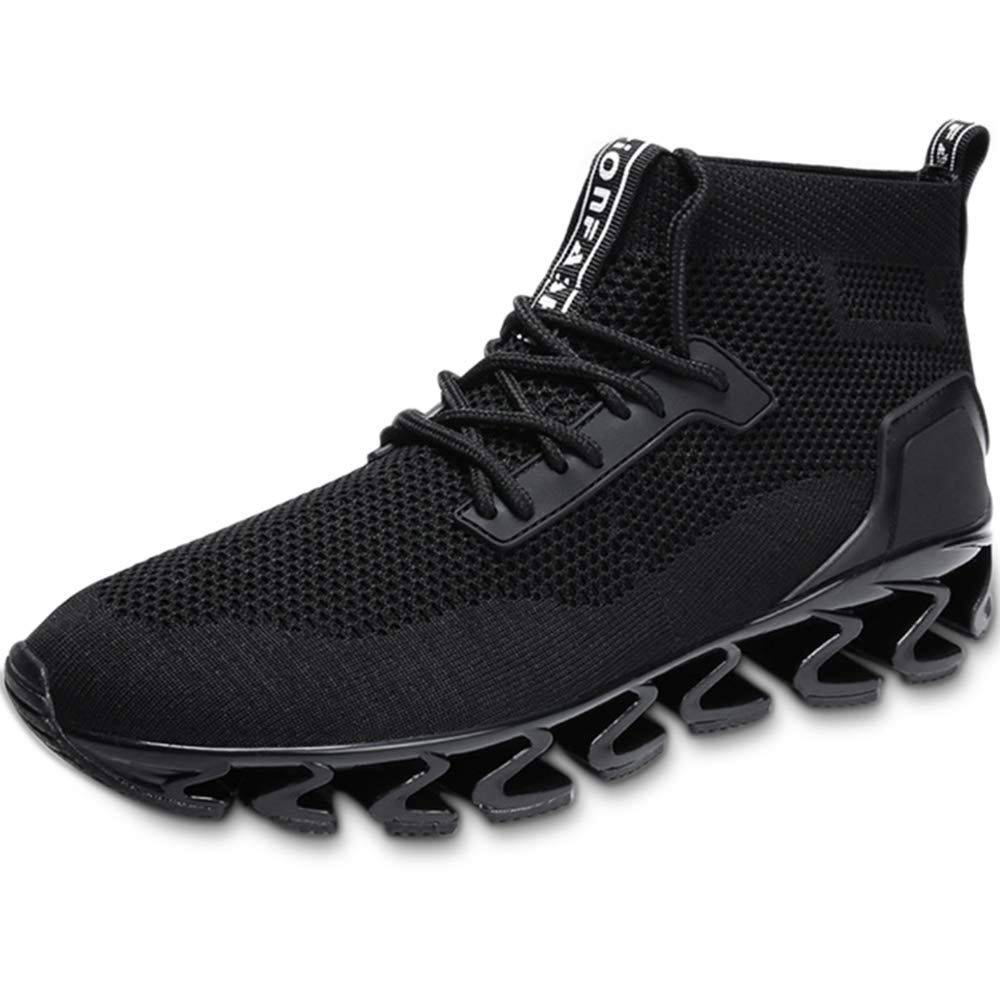 Running Tennis Shoes Men Mesh Breathable Walking Casual Jogging Athletic Sports Gym Cycling Climbing Hiking Fashion Sneakers for Youth Boys
