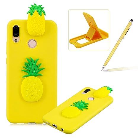 coque telephone huawei p20 lite ananas
