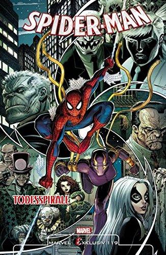 Spider-Man: Todesspirale Taschenbuch – 25. April 2016 Dan Slott Humberto Ramos Panini 3957987997