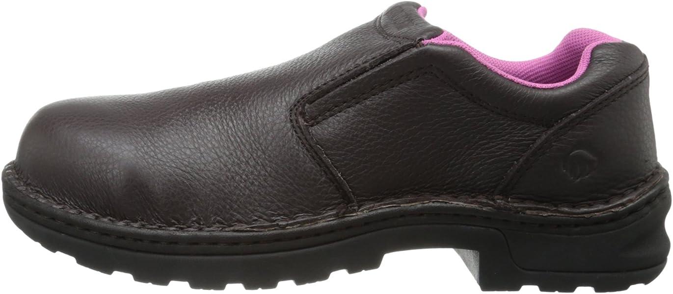 34f06bd9a96 ... Shoe Women. Wolverine Women s Bailey Steel Toe Slip On-W